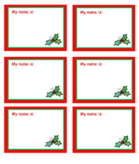 free printable elf name tags santa name tags new calendar template site