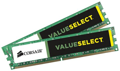 Corsair Sodim Ddr3 4gb 2 X 2gb Value Select Cmso4gx3m2a1333c9 corsair value select 2x2gb 4gb 1333mhz ddr3