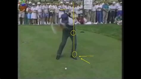lee trevino swing lee trevino golf swing analysis on vimeo