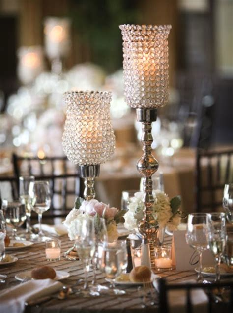 candle centerpieces for wedding accessories ideas