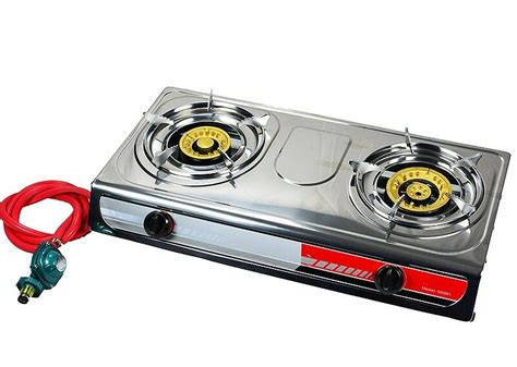 two burner cooktop portable propane gas stove 2 burner cing
