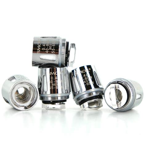 Produk Istimewa Replacement Coil Smok Tfv8 Baby Q2 Authentic newest smok tfv8 replacement coil t8 q4 coils baby q2 x4 t8 coils in stock