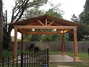 cedar pergolas for outdoor patios lone star patio builders