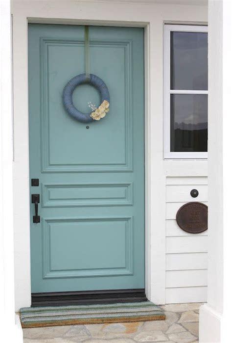 popular front door paint colors home hankerings