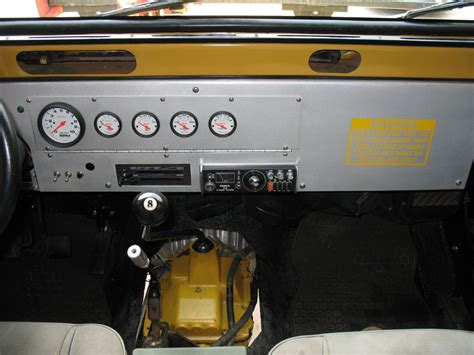 jeep dashboard post your interior mods jeep wrangler forum