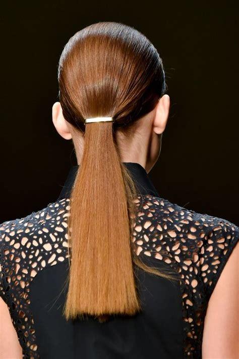 ponytail hairstyles easy ponytail ideas