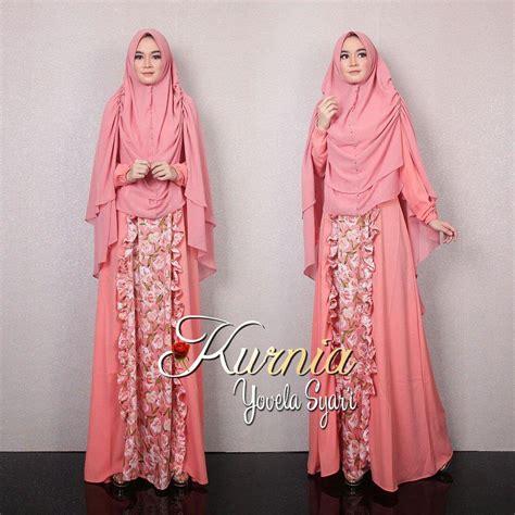 Baju Gamis Ummi Syar I supplier baju muslim terbaru