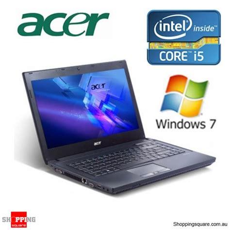 Laptop Acer Intel I5 2450m acer intel i5 2450m 2 5ghz 14 quot hd display 4gb ram