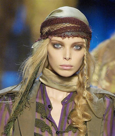 Pirate Hairstyles by How To Get The Catwalk Hair Trend Pirate Plaits