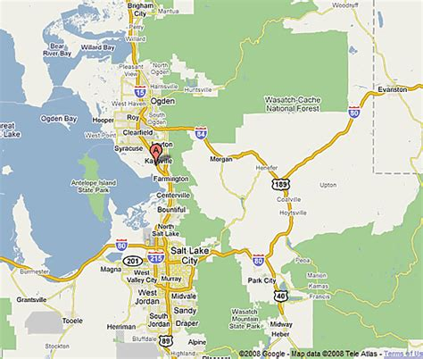 map salt lake city surrounding area is there a lake in salt lake city yahoo answers