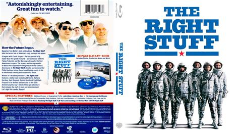 the stuff the right stuff scanned covers right stuff the1 dvd covers