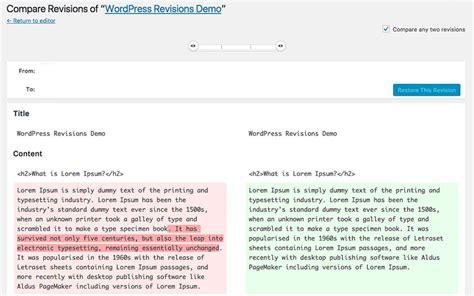 wordpress revisions tutorial robert j turner page 2 quot turnip quot