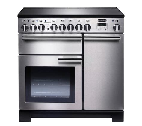 electric induction range cookers buy rangemaster professional deluxe 90 electric induction range cooker stainless steel