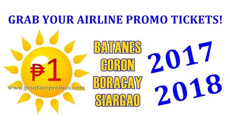 Promo Air skyjet airline promo fare 2017 to 2018 for batanes