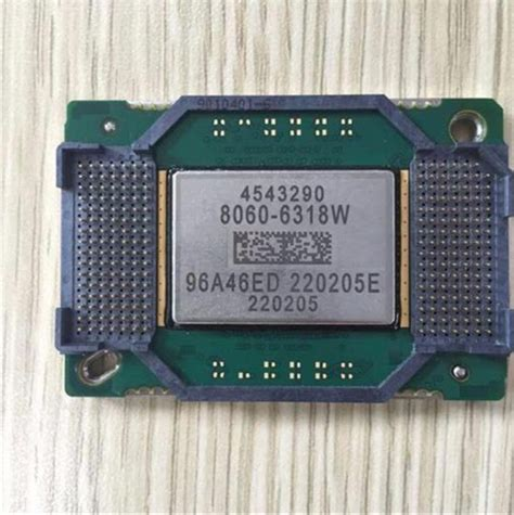 Dmd Projector Benq 8060 6318w 8060 6319w dmd chip for acer benq optoma sharp