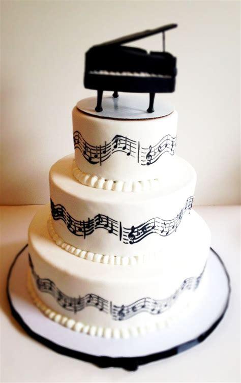 Piano Cake Recipe ? Dishmaps