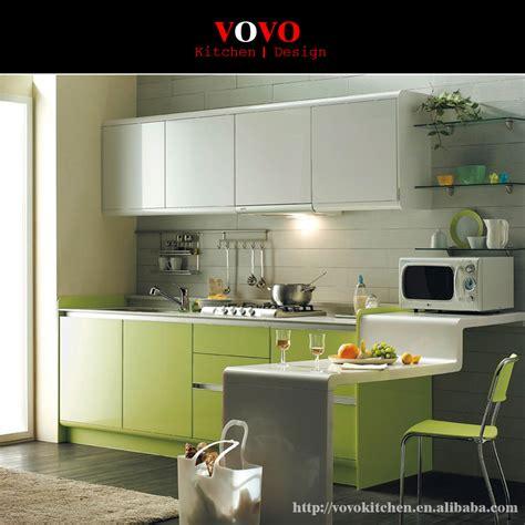 manufactured kitchen cabinets new modular kitchen cabinet green colour in kitchen
