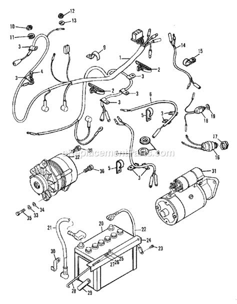 mf 135 tractor wiring diagram pdf mf just another wiring