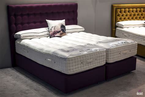 purple bed frame 30 beds and headboards that bring color to the bedroom
