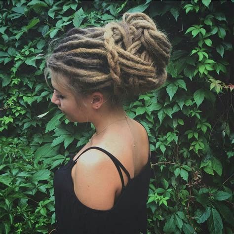 Dreadlock Hairstyles by Amazing Dread Hairstyle Dreads Dreadlocks Locks