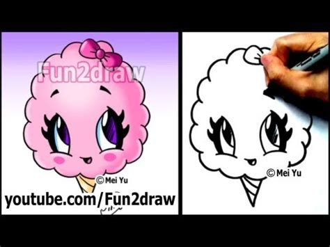 fundraw cotton candy fundraw stars   funny drawers