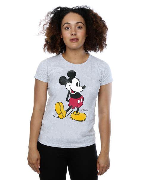 Miky Blouse disney s mickey mouse classic kick t shirt ebay