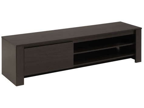 Banc Tv by Banc Tv 1 Porte 2 Niches Vente De Meuble Tv