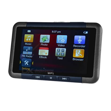 s day mp4 free 3 0 quot mirror screen mp4 mp3 mp5 player w tf fm 8gb