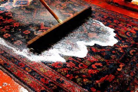 pulizia tappeto ecco un rimedio naturale per pulire e curare i vostri