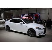 Lexus IS F Sport Detroit 2013  Picture 79906