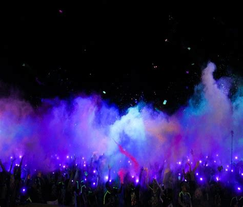 glow in the paint manila bacolod get ready for color manila s cm blacklight run