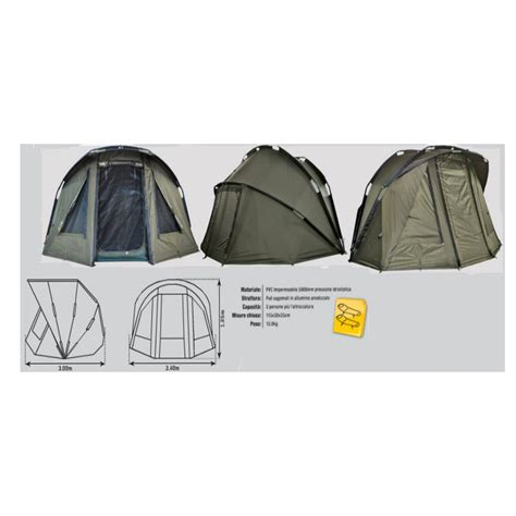 tenda kkarp tende kkarp attraction dome mkii