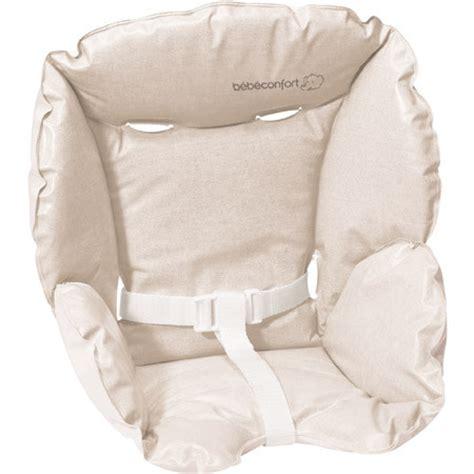 coussin chaise haute bebe coussin de chaise harnais bebe confort avis