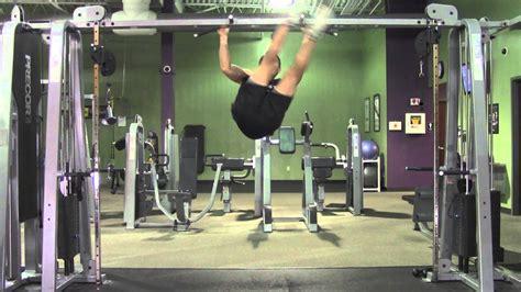 hanging leg twist hasfit abdominal exercises ab exercises abs exercise