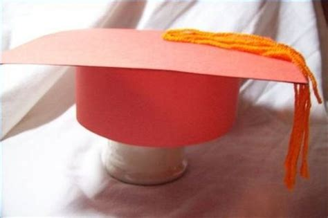 How To Make A Graduation Cap Out Of Paper - how to make graduation caps out of paper make paper
