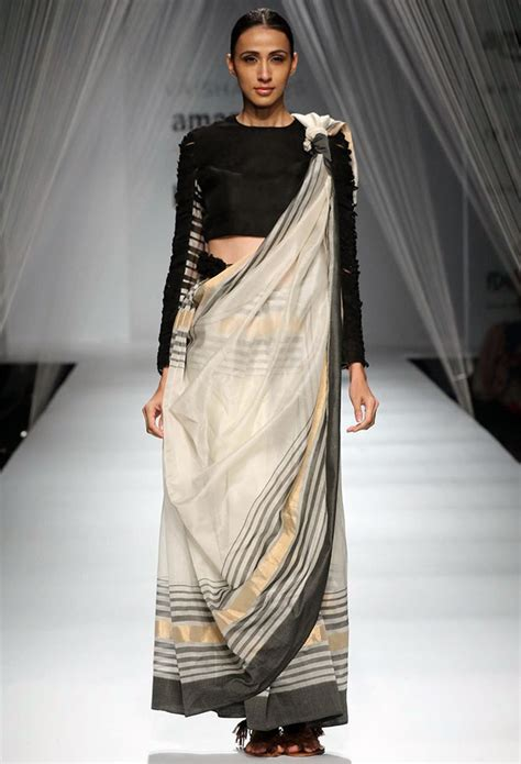 neat saree draping 25 sweet interesting ways to drape a sari to perfection