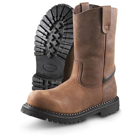 winchester boots s winchester 174 12 quot wellington boots brown 218266