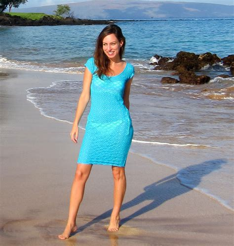 Yay By Raisa Frappe Sun Blue Dress blue