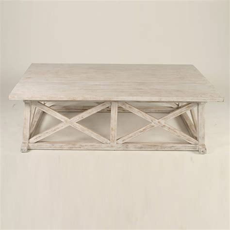 Whitewash Coffee Table A New Collection Of White Washed Furniture Has Arrived At Our Boat House