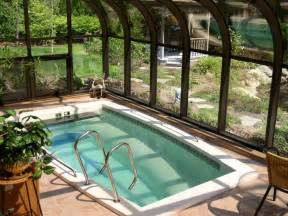 enclosed swimming pools 25 best ideas about small indoor pool on pinterest private pool indoor outdoor pools and