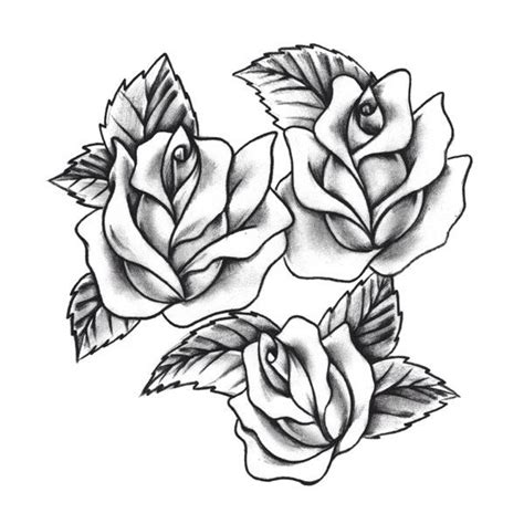 rose tattoo transparent tattoos pinterest rose