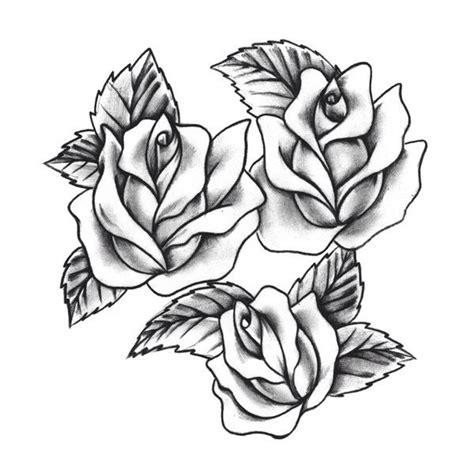 rose tattoo transparent tattoos pinterest rose