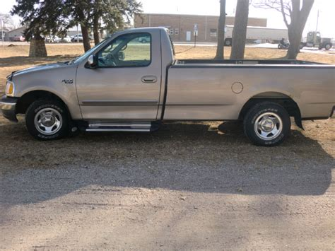 f150 long bed 2001 ford f 150 xlt long bed 2wd for sale in hastings