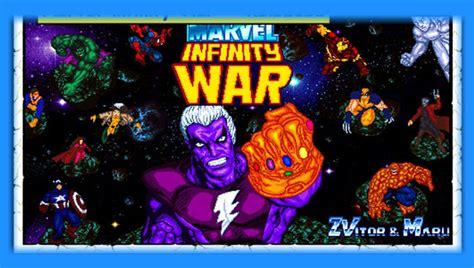 marvel s infinity war prelude openbor