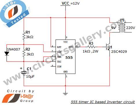 6v to 220v inverter circuit diagram simple low power inverter circuit 12v dc to 230v or 110v