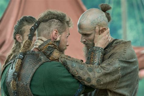 a fractured ambitious vikings seeks post ragnar unity in