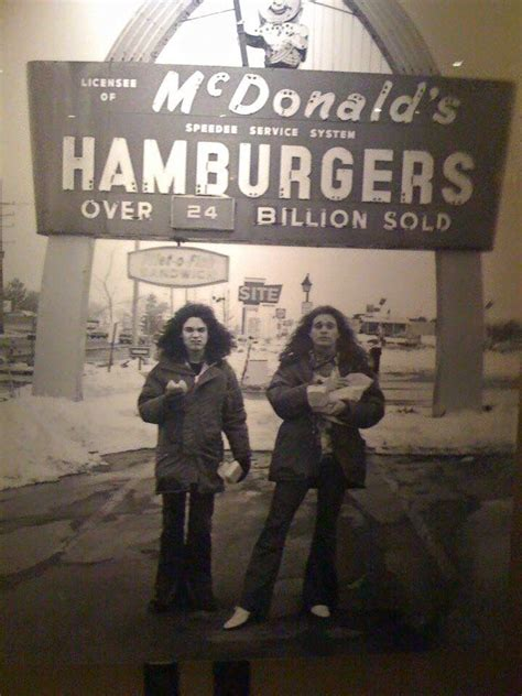 david lee roth house eddy van halen and david lee roth outside mcdonalds 1978
