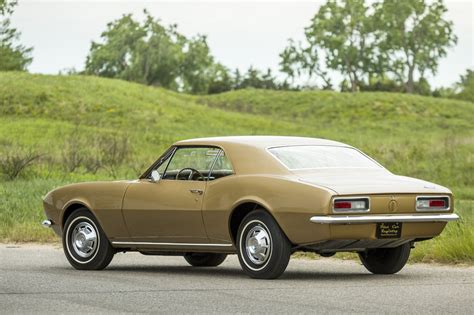 first chevy ever made the first chevrolet camaro turns 50 years old autoevolution
