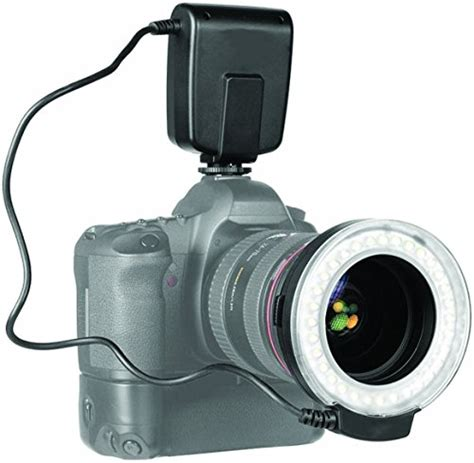 Flash Kamera Nikon D3000 macro ring flash led light for nikon d3000 d3100 d3200 d3300 d90 d7100 d600 d610 d700