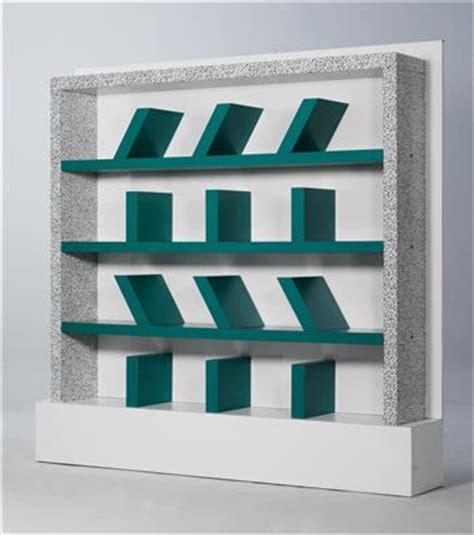 libreria sottsass design quot suvretta quot libreria progetto ettore sottsass